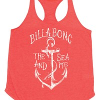 Billabong Women's West Coast Surf Tank Top