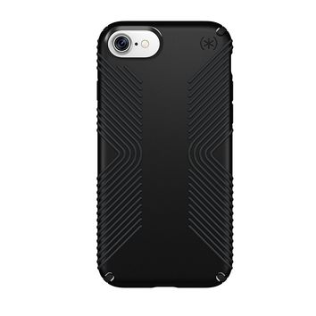 Speck 79987-1050, Products Presidio Grip Cell Phone Case for iPhone 7 - Black