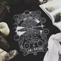Law of Nature Tee (Unisex) from Nu-Common Sense