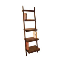 Climb Bookcase in Walnut