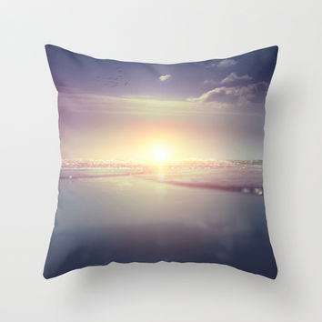 Fuel Throw Pillow by HappyMelvin