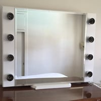 Hollywood Lighted Mirror