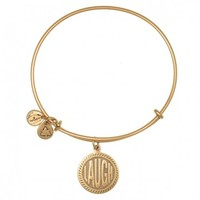 Laugh Charm Bangle