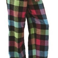 Youth Fashion Flannel Pajama Pant