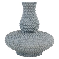 Import Collection Vase Collection - Pastel Blue