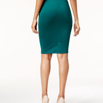 Thalia Sodi Scuba Pencil Skirt, Created for Macy's | macys.com