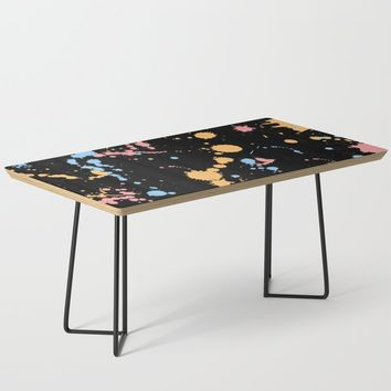 Spatter Coffee Table by duckyb