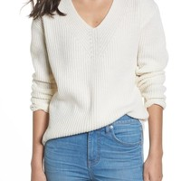 Madewell Woodside Pullover Sweater | Nordstrom
