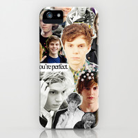 evan peters iPhone & iPod Case by calm oceans™ | Society6