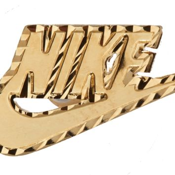Supreme x Nike 14K Gold Earring Gold