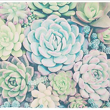 Pastel Flowers Floral Tapestry 5 Foot x 6 Foot and Larger Sizes Tapestry Floral Wall Hanging Art