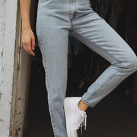 Jane Light Wash Jeans - Jeans - Bottoms - Clothing