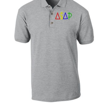 asap tisa embroidery  - Polo Shirt