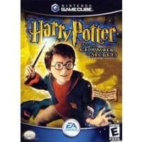 Harry Potter and the Chamber of Secrets  (Nintendo GameCube, 2002)