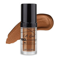 Pro Coverage Illuminating Foundation-Toast