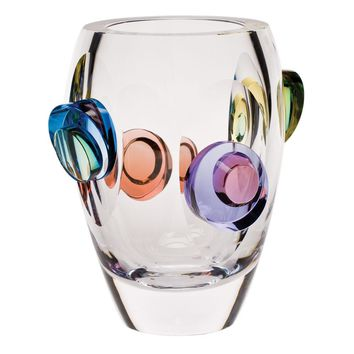 Galaxy Crystal Vase
