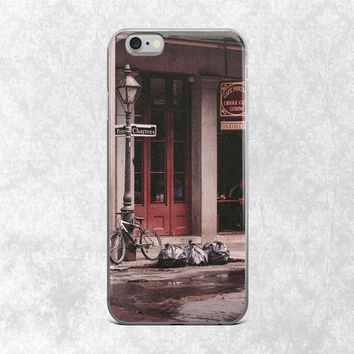 New Orleans iPhone 6 Phone Case, French Quarter iPhone 6 Plus Case, Architecture iPhone Case, Louisiana Phone Case, 6S Case