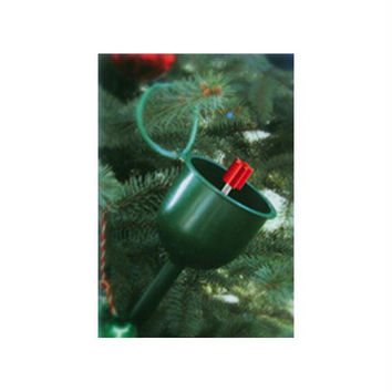 Christmas Tree Watering System - Spout Comes With Velcro Strap For Easy Attachment