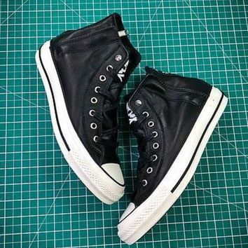 PEAP2Q Mastermind Japan X Converse All Star 100 Hi Chuck Taylor Style 1 Sneakers