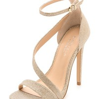 Carvela Kurt Geiger Gosh Asymmetrical Sandals