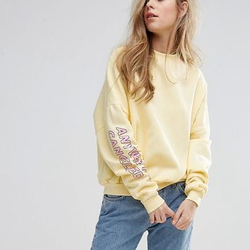 Pull&Bear Sweater at asos.com