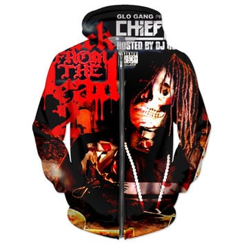 Chief Keef back from the dead 2 hoodie