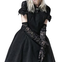 Black Lolita Lace | DRESS