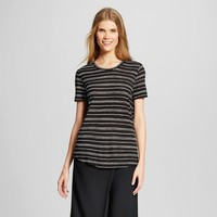 Women's Allover Printed Tee - Who What Wear ™ : Target