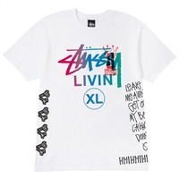 Livin' XL Collage Tee
