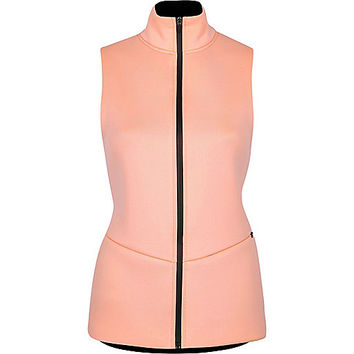 RI Active light pink scuba sports gilet