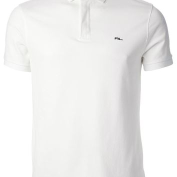 Ralph Lauren Black logo polo shirt