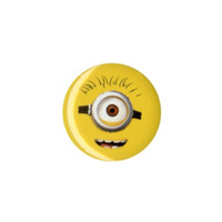 Despicable Me 2 Carl Minion Pin