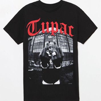 ONETOW Tupac Birds T-Shirt at PacSun.com