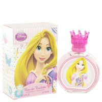 Disney Tangled Rapunzel by Disney Eau De Toilette Spray 3.4 oz