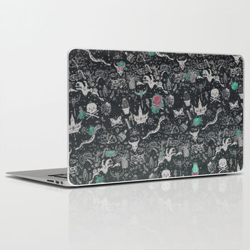 Bones in the Desert Laptop & iPad Skin by Ben Geiger