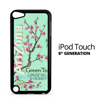 Arizona Green Tea SoftDrink iPod Touch 5 Case