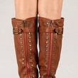 Outlaw Boots - Chestnut