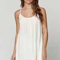 O'Neill Ocean Cover Up - Womens Dress - White