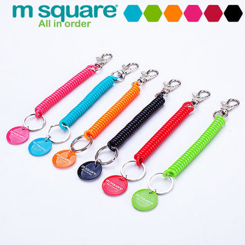 M Square Solid Pvc Travel Accessories For S131450