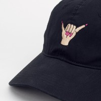Obey x WF Shaka Dad Hat