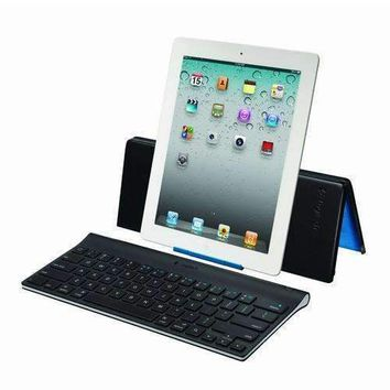 Logitech Bluetooth Keyboard for Apple iPad with Adjustable Stand