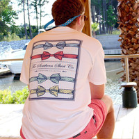 Southern Shirt Company S/S Southern Prep Bowtie Tee