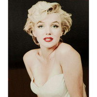 Marilyn Monroe - Fleece Blanket