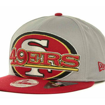 San Francisco 49ers NFL 2013 Squared Up 9FIFTY Snapback Cap