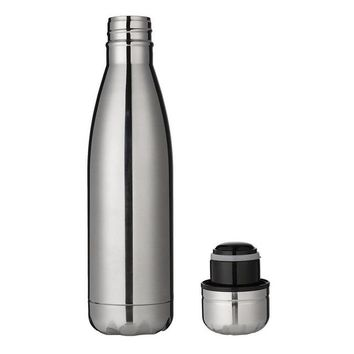 Family Friends party Board game Outdoor Water Bottle Bowling Shaped Stainless Steel Vacuum Drinkware Coke Bottle Dual Hot and Cold Vacuum Insulation AT_41_3