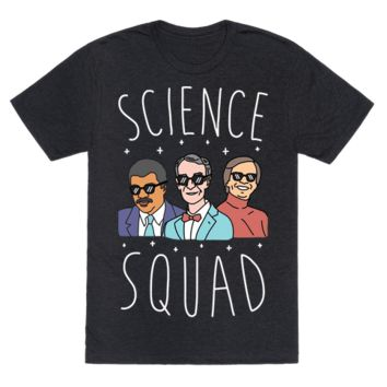 SCIENCE SQUAD T-SHIRT
