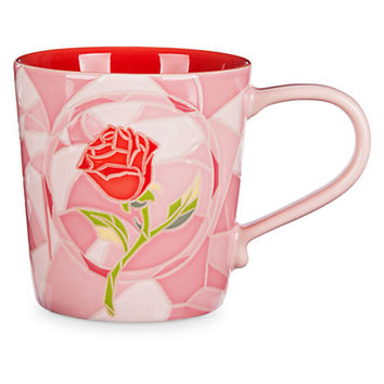 Art of Belle Rose Mug | Disney Store