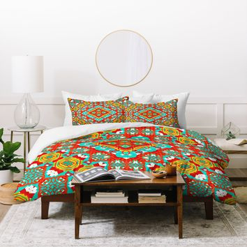 Lisa Argyropoulos Bohemia Summer Nights Duvet Cover