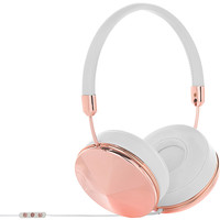 FRENDS Taylor Rose Gold on-ear headphones