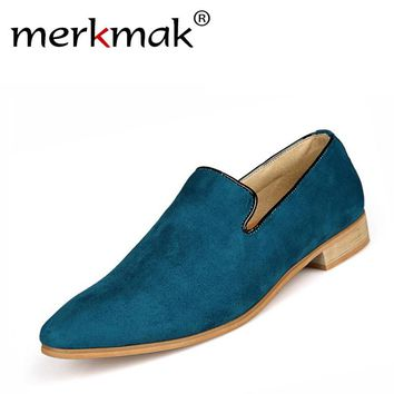 Men's  Hot Selling Shoes - Casual Men's Leather Loafers - Free Shipping
